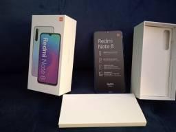 Note 8 novo Sem uso  ..na caixa 64 gb