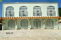 Apartamento para alugar com 2 dormitórios em Centro, Porto belo cod:4003