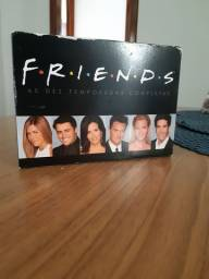 Box completo com todaa as temporadas de Friends