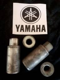 Porcas de fixação do cilindro Yamaha XT600Z TENÉRÉ