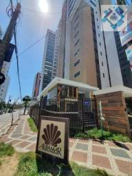 Título do anúncio: Apartamento com 3 dormitórios à venda, 118 m² por R$ 1.100.000 - Meireles - Fortaleza/CE