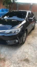 Corolla 2019 automático gnv