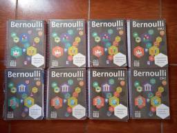 Material completo 2° ano ensino médio Bernoulli