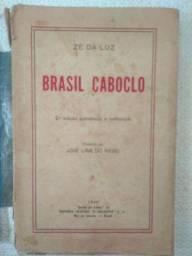 Livro Raro Zé da Luz