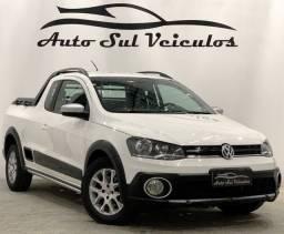 VW SAVEIRO CROSS CE 1.6 2015 LINDÍSSIMA!!