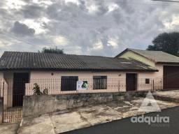Casa com 3 quartos - Bairro Colônia Dona Luíza em Ponta Grossa