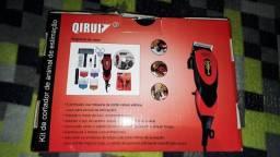 Título do anúncio: Maquina De Tosa Qirui - Kit Completo
