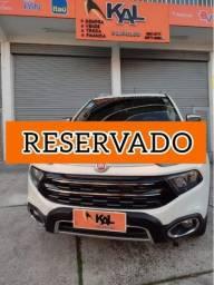Fiat Toro Vulcano CD 2.0 4X4 Automático Diesel 2020 ( Reservado )