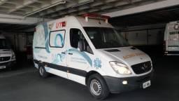 Título do anúncio: Sprinter Ambulância UTI BAIXO KM