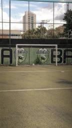 Par de Trave para futebol Society
