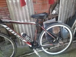 Estou vendendo essa bicicleta quadro de alumínio