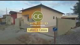 B 553 Casas Novas no Condomínio Orla 500 em Unamar