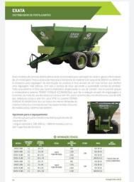 0 KM - Vendo Carreta Distribuidora de Fertilizantes - Oportunidade Única