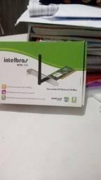 Placa de rede PCI. Wireless N 150Mbps