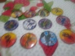 Coleção Metal Tazos Yu-Gi-Oh