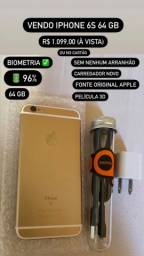 iPhone 6s 64GB - IMPECÁVEL