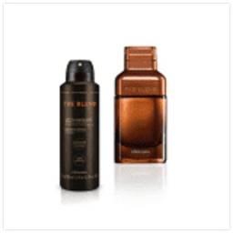 Combo The Blend: Eau de Parfum 100ml + Antitranspirante Aerossol 125ml