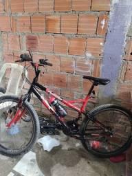 Bicicleta Caloi top