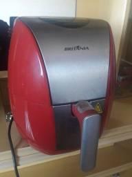 Fritadeira air fray usada so uma vez
