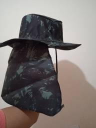Título do anúncio: Chapéu de pesca e acampamento