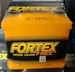 Baterias Fortex Direto do Distribuidor - 1 Ano de Garantia - Livre de Manutenção