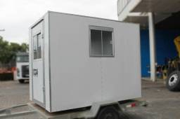 Cabine Auxiliar Nova Para 6 Pessoas - banheiro