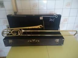 Vendo trombone tenor weril novo