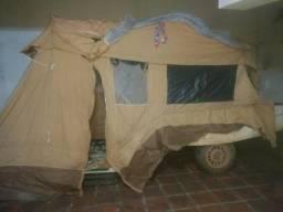 Barraca carreta camping star