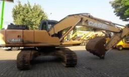 Escavadeira Case CX220 B Ano: 2010