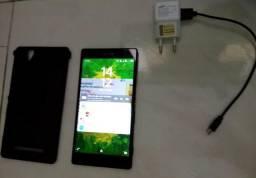 Smartphone Xperia T2 Ultra Dual Sim '6' polegadas, super rápido