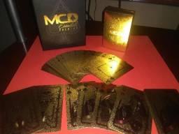 Baralho importado MCD Core Card III ouro 24k