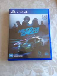 Jogo Need For Speed para ps4