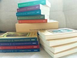 Box Livros Desventuras Em Série