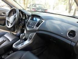 Chevrolet cruze lt 2012/2012 1.8 flex automático - 2012