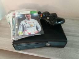 Xbox slim 4gb ltu3.0 1 controle