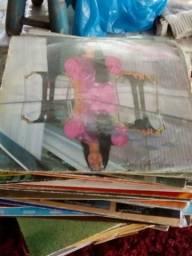 50 discos de vinil