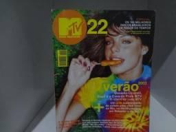 Revistas MTV antigas