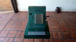 Máquina Registradora Argus Funcionando - Antiguidade