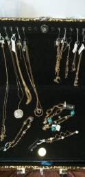 Elegância seme jóias