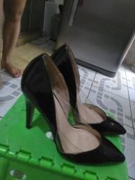 Sapato de festas finas
