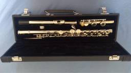 Flauta transversal iniciante