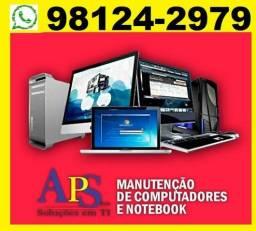 Assistência Técnica Especializada em Desktops ou Notebook .12