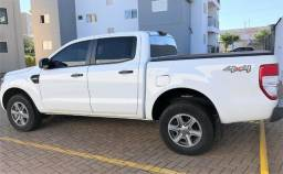 FORD RANGER 2017 - 4x4 Diesel - Completa + Couro - 2017