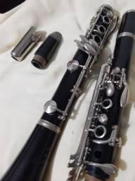 Clarinete Normandy + boquilha Selmer Paris