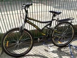 Bicicleta Caloi Andes, Aro 26, 21 Marchas, V-Brake, Quadro 18 Aço