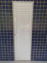 Portões de alumínio automático e manual