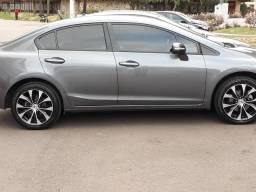 Civic 2015 LXR R$ 56.500,00 - 2015