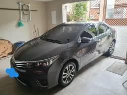 Corolla 2017 GLI 1.8 Automatico Flex - 2017