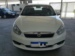 Fiat Grand Siena 1.6 Branco 2016 - 2016