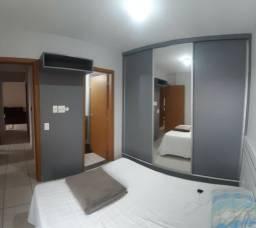 Lindo apto Ed. Vero - 3 quartos sendo 1 suite, completo de planejados